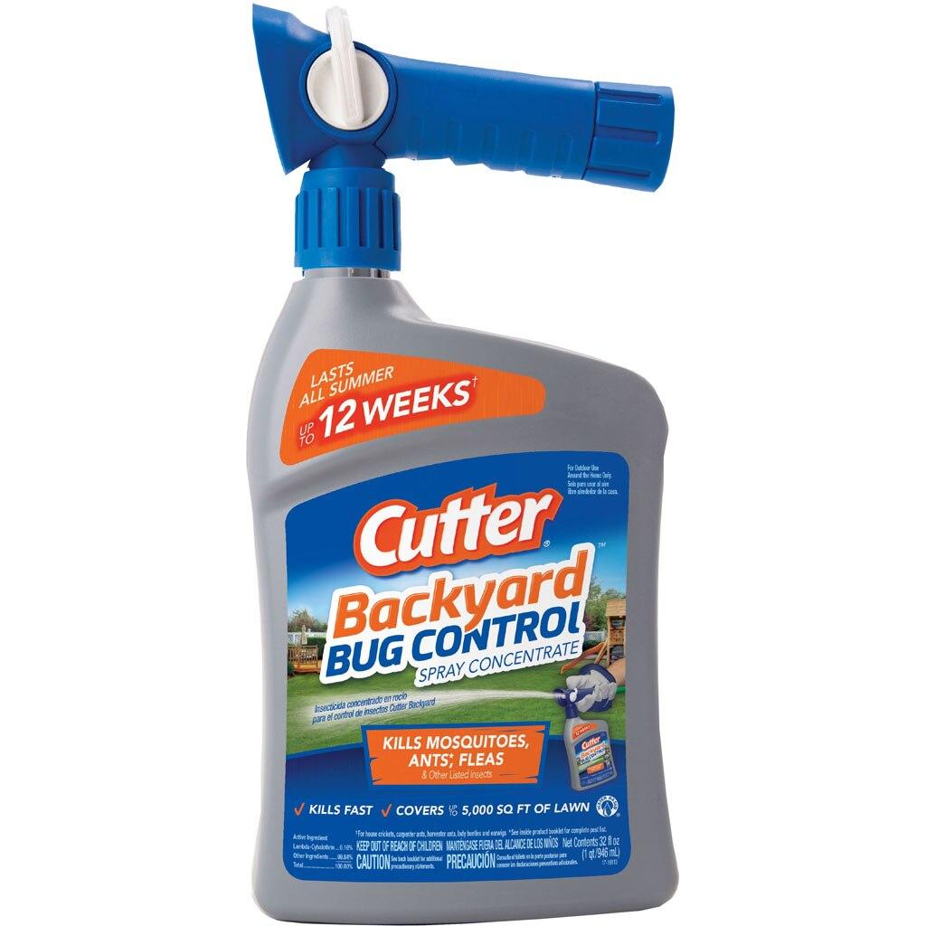 CUTTER BACKYARD BUG CONTROL READY TO SPRAY