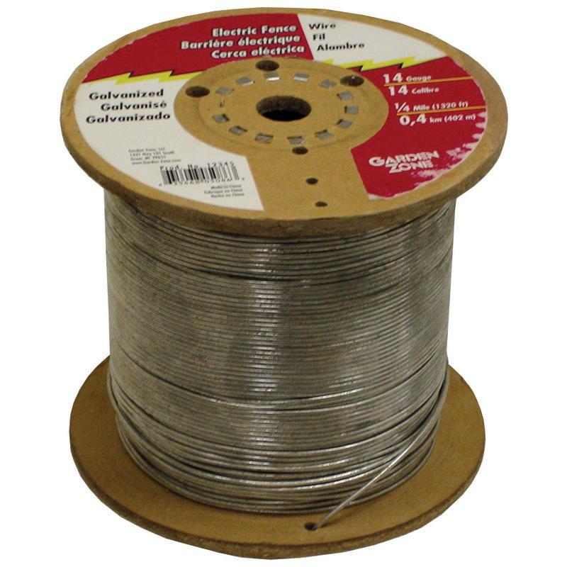 Smooth Electric Fence Wire